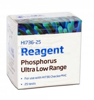Hanna Reagenzien , Phosphor, ultra-niedrig, Meerwasser, 25 Tests (HI736-25HI)