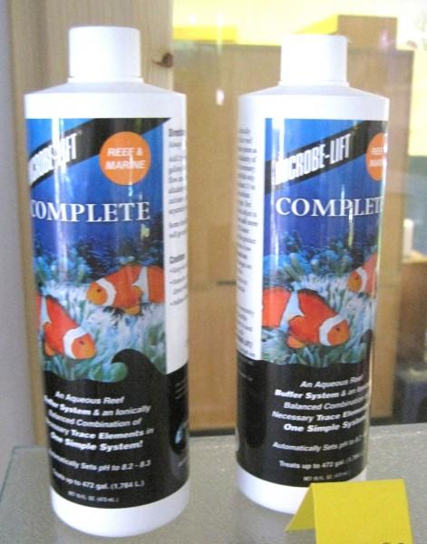Complete - 4 oz. für Riffaquarien - 118 ml
