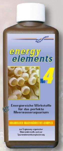 Aquaconnect Energy elements 500ml Nr. 4