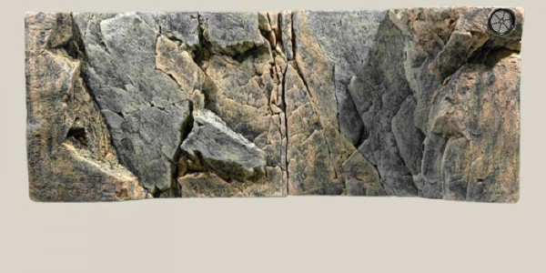 Back to Nature Rocky Rückwand Juwel 120 x 47cm