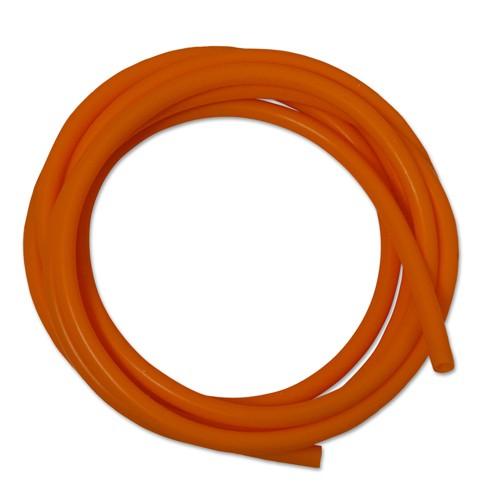 Skimz Silikon Schlauch orange 2 m für Dosing Containers DLC4