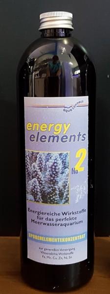 Aquaconnect Energy elements 500ml  Nr. 2
