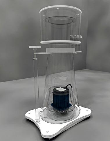 Skimz Protein Skimmer SV 227 DC Oval Abschäumer
