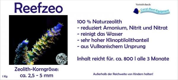 REEF-ZEO Gestein (Zeolith) - 1 kg Eimer