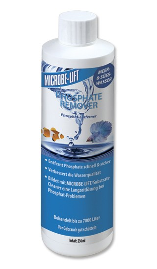 Phosphate Remover (236ml) Phosphatentfernung Microbelift