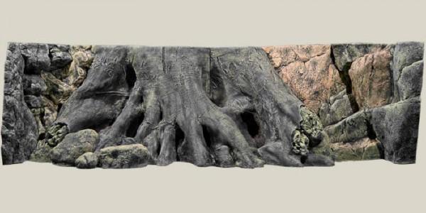 Back to Nature Amazonas Rückwand 200 x 60cm