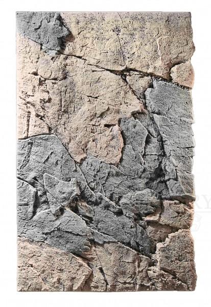 Back to Nature Slimline 80A Basalt/Gneiss 48 x 80cm