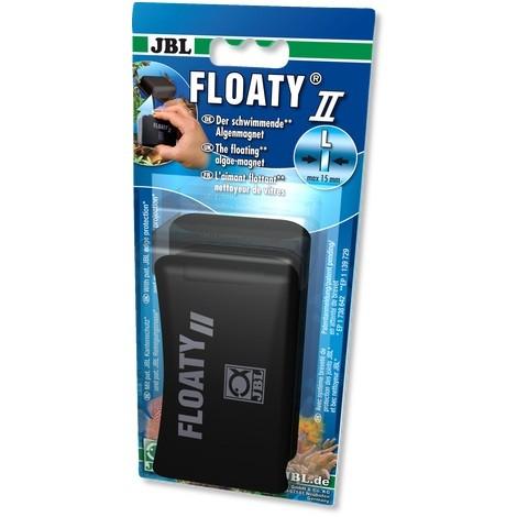 JBL Floaty II Größe L - Der schwimmende Algenmagnet