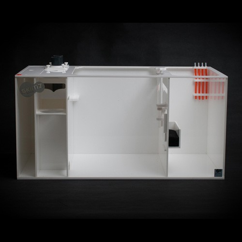 Skimz Sump Tank UP 30 Filterbecken Technikbecken