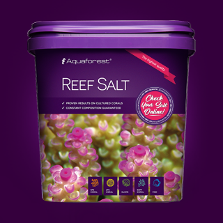 Aquaforest Reef Salt 25 kg Meersalz in Karton