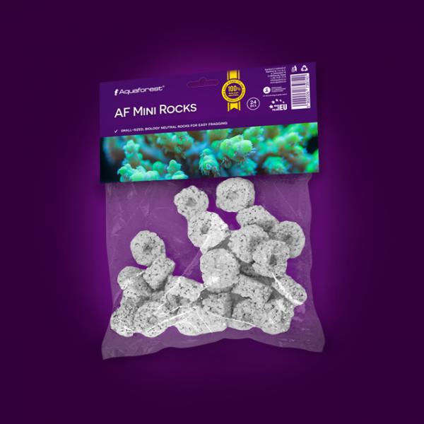 Aquaforest AF Mini Rocks Ablegersteine 24 Stück