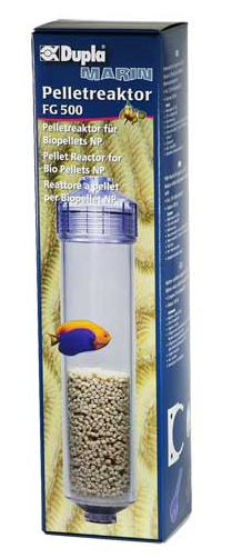 Hobby Dohse  Pelletreaktor FG500  inclusive 250 ml Biopellets NP