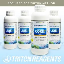 Triton Core 7 Base Elements Spurenelemente groß 4x10 l für Triton-Methode