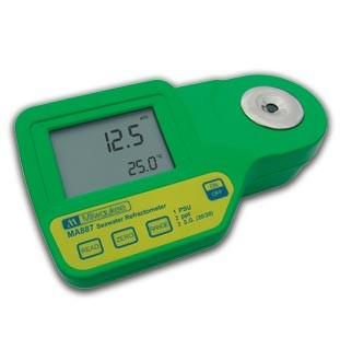 Milwaukee digitales Refraktometer Salzgehalt