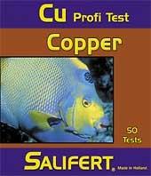 Salifert Cu Copper Kupfer Test