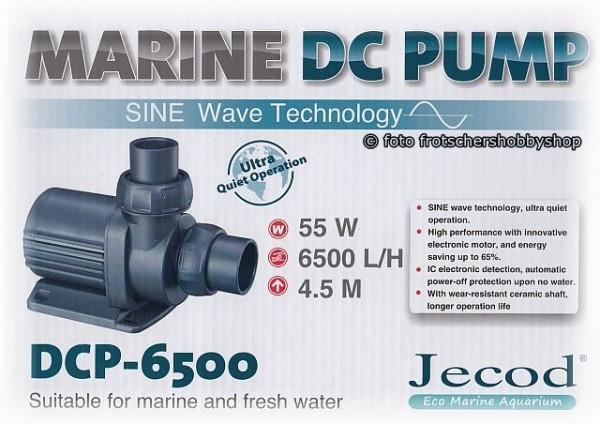 Jebao / Jecod DCP 6500 steuerbare Förderpumpe