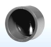 Klebekappe, 16 mm