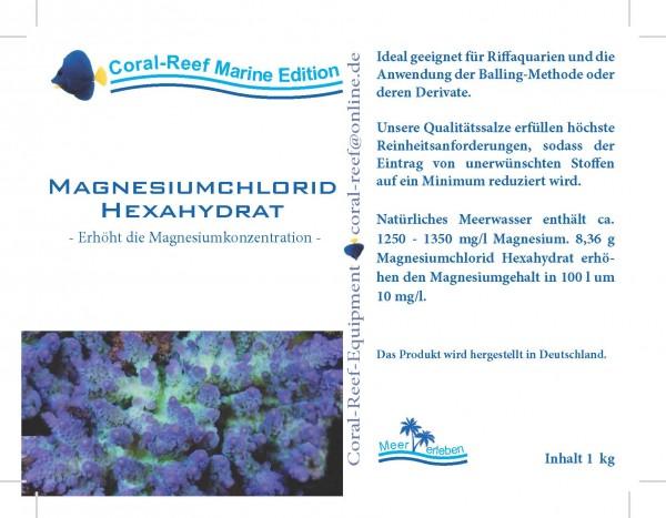 Magnesiumchlorid - 1 kg / Eimer