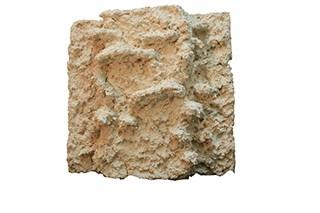 Riffkeramik Rückwand tiefes Relief pro m²