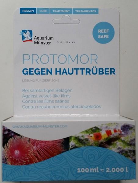 PROTOMOR gegen Protozoen von Aquarium Münster - 100ml - Medikament