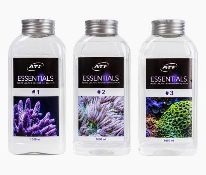 ATI Essentials Set 3x 500 ml