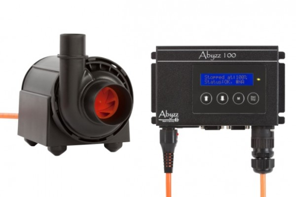 Abyzz A100 Pumpe und Treiber