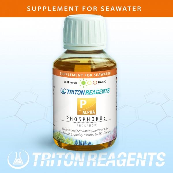 TRITON BIO Supplements P ALPHA