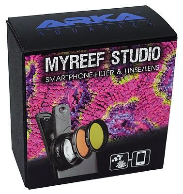 ARKA myReef Studio-Smartphone-Filter&Linse für Handy