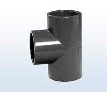 T-Stück 90° dreifache Klebemuffe, 50 mm