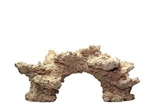 Riffkeramik Riffbogen 50x30cm