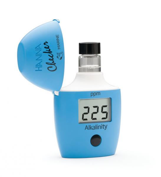Hanna Checker HC ® - Alkalität Meerwasser, Anzeige in ppm (HI755)