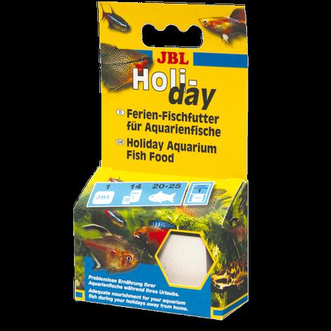 JBL Holiday Fischfutter