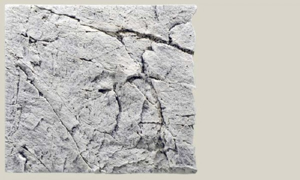 Back to Nature Slimline 50A White Limestone 50 x 45cm