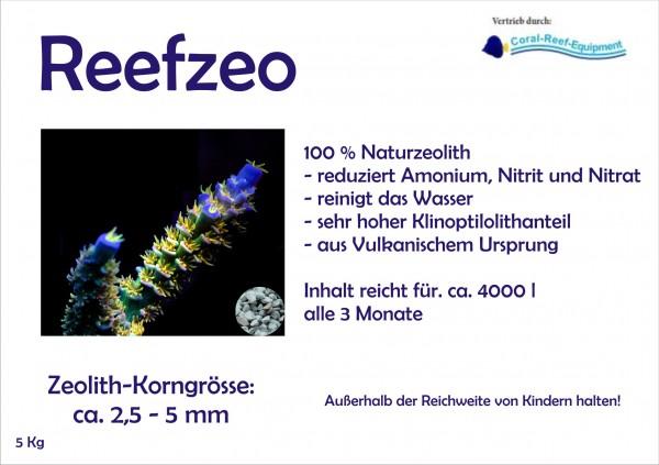 REEF-ZEO Gestein (Zeolith) - 5 kg Eimer