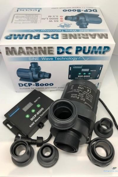 Jebao / Jecod DCP 8000  steuerbare Förderpumpe