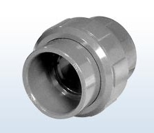 Kupplung mit O-Ring, 50 mm, Preis pro Stück bei VE 25
