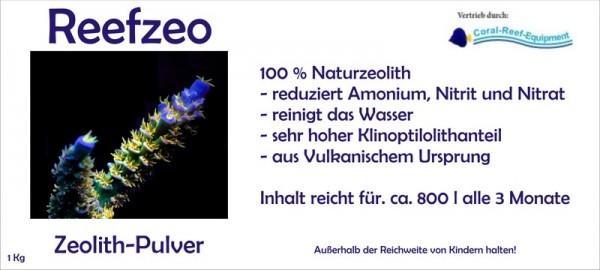 REEF-ZEO Pulver (Zeolith) - 1 kg Eimer