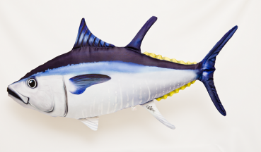 Thunfisch - Kissen ca. 100 cm