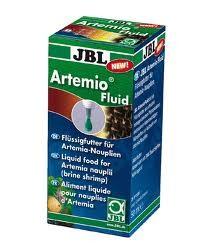 JBL Artemio Fluid 50 ml - Flüssigfutter für Artemien - einfache Handhabung