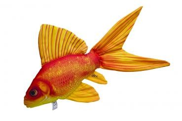 Goldfisch - Kissen ca. 50 cm