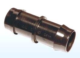 Schlauchverbinder 2x Tülle 19 x 19 mm
