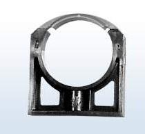 Rohrschelle, 75 mm