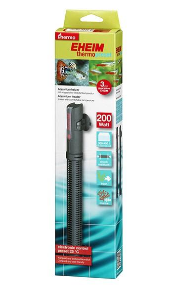 Eheim ThermoPreset Heizer Heizstab 200 W