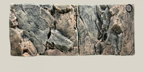 Back to Nature Rocky Rückwand Juwel 100 x 42cm