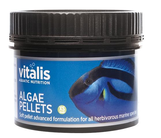 vitalis Algae Pellets 300 g Ø 1 mm für pflanzenfressende Meerwasserfische