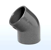 Winkel 45°, 63 mm, Preis pro Stück bei VE 25