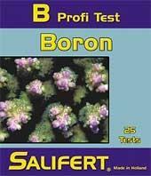 Salifert B Boron Test